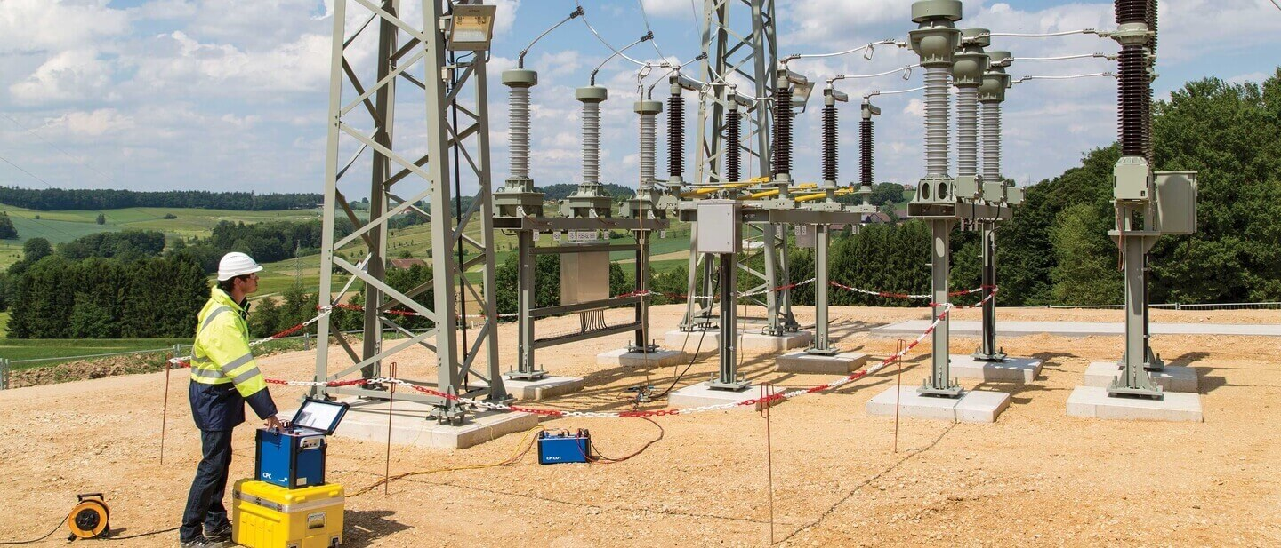Multi-functional testing device for substation assets - OMICRON