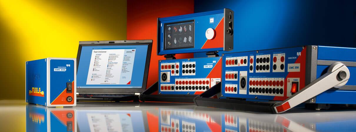 IEC 61850 Client/Server - OMICRON