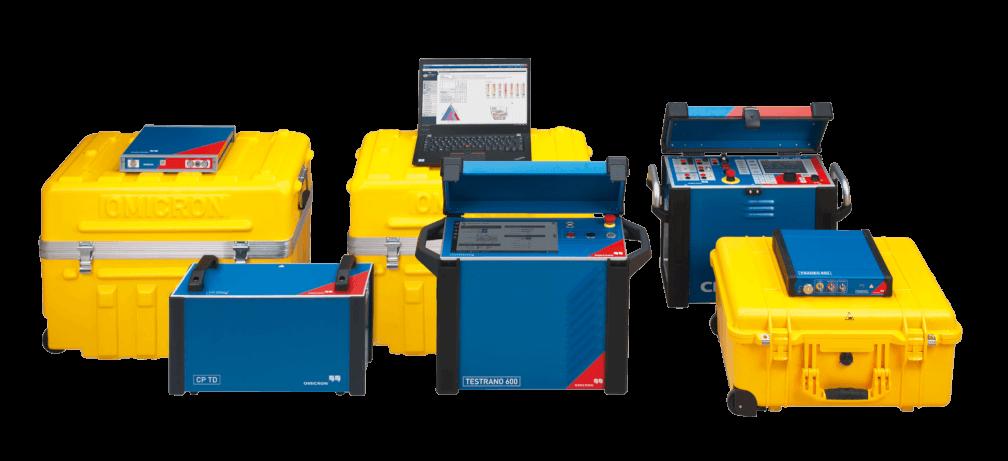 TESTRANO 600 - Three-phase power transformer test system