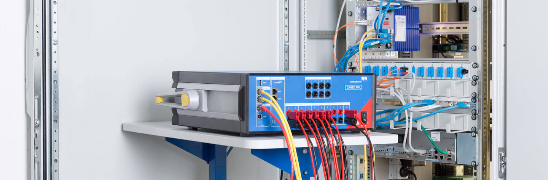 Protective relay troubleshooting & analysis - OMICRON