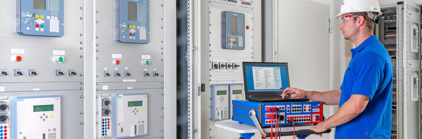 Protective Relay And Protection System Commissioning